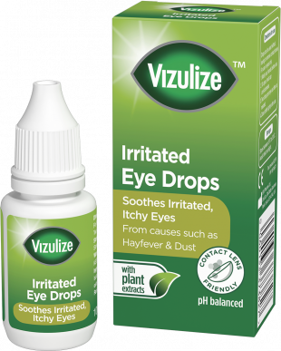 Vizulize Irritated Eye Drops 10ml.
