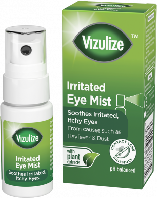 Vizulize Irritated Eye Mist 10ml.