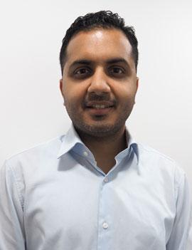 Photo of Ketan Jadeja - Specialist Optometrist.