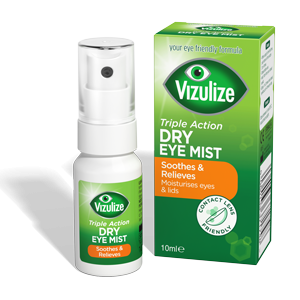 Vizulize Dry Eye Mist small